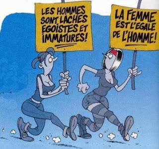 """Résultat de recherche d'images pour """"égalité des sexes cartoon"""""""